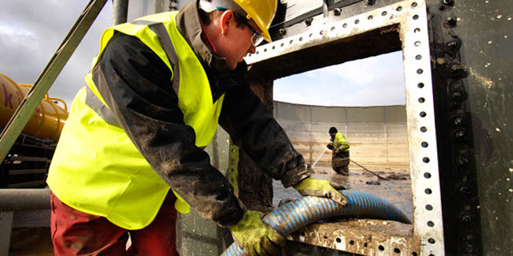 Tank Cleaning from Whitkirk Waste
